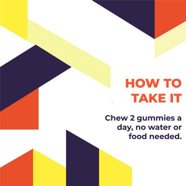 How to take immunity support gummies? Just take one or two gummies daily